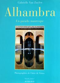 Alhambra / Couverture